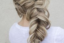 Hair Up's / Ideas for formal nights out / my party / and my friends wedding!