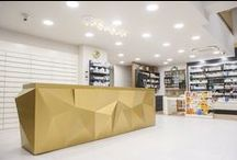 Pharmacy design / Design pharmacy in Rhodes