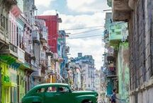 Cuba / Information and advice for travelling to Cuba.