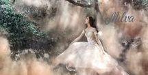 Свадебная коллекция ARWEN / Свадебные платья 2018, Wedding dresses 2017, Bridal collection 2017-2018