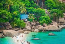 Best Beaches around the World / Find the best beaches to visit on your next holiday!