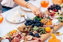 nourish / beautiful food for nourishment + enjoyment...