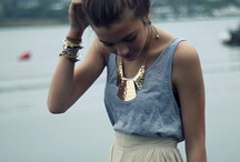 my P(o)INT of Style / Fashion  inspiration to make each day count ;) / by Jasira Zondervan