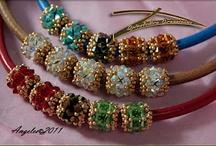 Beading - Patterns and Tutorials / by Linda Yatchman