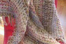 Tunisian Crochet / by Tracy Downey