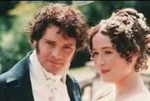 """Pride and Prejudice 1995 / """"You must allow me to tell you how ardently I admire and love you."""""""