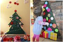 ⛅ Navidad / Actividades, ideas creativas,ideas regalo, juegos divertidos, manualidades, decoraciones, recetas para esta Navidad, en familia, con niños
