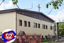 """События """"Свет миру"""" / Все, что происходит в Тюменской христианской церкви """"Свет миру"""""""