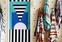 Linen Display Ideas