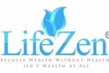LifeZen / Learn how to be healthy and balanced with LifeZen.  When you've completed LifeZen you'll have the knowledge and ability to design your own exercise and diet programs, be socially well, emotionally healed, spiritually in-tune, and ready to handle life.