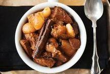 Stoofgerechten & Curry's