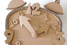 ☼  ¿ideas de cartón? / ¿Tienes cajas de cartón en casa? ¡¡Ni se te  ocurra tirarlas!! Éstas son algunas ideas para transformarlas en actividades educativas y lúdicas. ¡A divertirse!