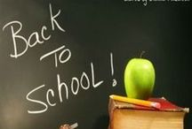 Back to School / Make this year GREAT with these organizing tips for school kids of ALL ages. / by Silver Lining Organizers