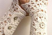 crochet stuff / by Murri Ingertson