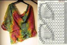 crochet stitches combo
