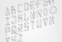 Alphabet (from A to Z) / Alphabet! One of the most common things redesigned.