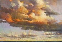 Clouds Imagined / by leslie matlock
