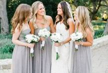 You can count on me / Bridesmaids, maid of honor.