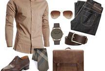 Fashion items / Fashion for men