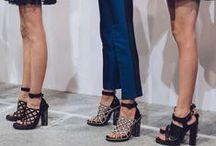 Fashion show / Backstage / Lookbook