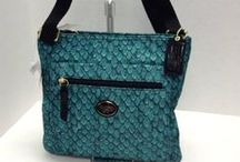 Coach Goodies / New And Pre Owned Authentic Coach Handbags And More.