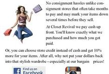 Shop, Sell U0026 Save / We Pay Cash For Your Gently Used, Fashionable Clothing