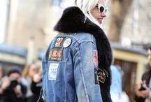 Street Style Women Fall/Winter