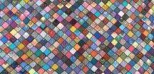 Domino knitt strik pattern