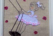 Embroidery / Ricami da tutto il mondo
