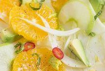 healthy food -salad