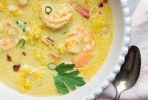 healthy food - soup