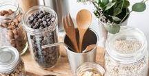 green home ✿ la cuisine