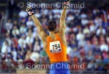 Gymnastics / Geturnd tot en met 2002. Nederlands Kampioen Heren Senior 2000 & 2001 - EK, Kopenhagen 1996 - EK, St. Petersburg 1998 - Jeugd Olympische Spelen, Moskou 1998 - EK, Bremen 2000 - WK, Ghent 2001 - EK, Patras 2002.