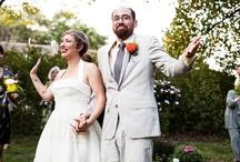 Hip Garden Wedding