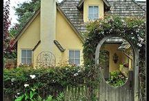 "My ""Cozy Cottage"" / by Ellen B"