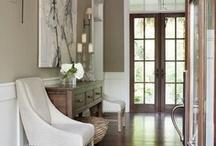 Beautiful homes + rooms