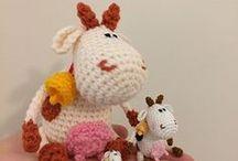 Crochet mini's