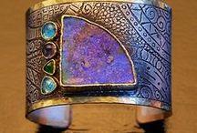 """Creating """"Art Jewelry"""" / by Ellen B"""
