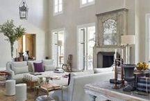 decorative rooms / homes