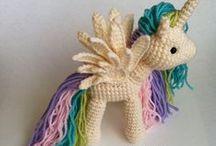 Crocheted Creativity / Crochet, crochet, crochet!!! / by Raleiah's Angels Art
