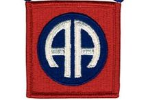"82nd Airborne Division ""All-American"" in WWII / by Phil Barnett"
