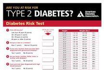 At Risk for Diabetes? / At Risk for Diabetes? Visit us at diabetesincontrol.com!