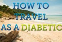 Traveling with Diabetes / Traveling with Diabetes. Visit us at diabetesincontrol.com!