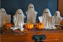 tvoření halloween / by Marie