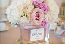 Pretty Flowers / Ideas on how to do flower arrangements