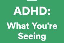 ADHD a jiné poruchy