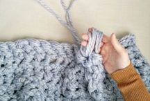 How To Crochet / Do you want to Crochet like a pro? Crochet stitch tutorials and hacks every crocheter can learn