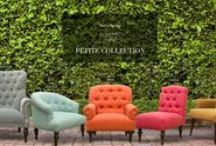 ARMCHAIRS / Whether you're looking make a cozy conversation space, to make a style statement, or add a tranquil reading corner in your house, accent armchairs can be a great idea for our living space. They let you express your personal style...