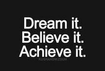 DREAMS - Tassen Toko / Follow your dreams!