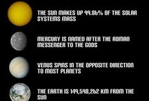 About Space / Solar system, space adventures, etc